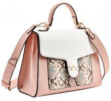 Verde Dámská kabelka 16-5525 Pink