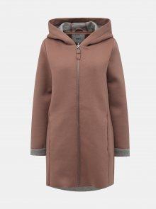 Starorůžový lehký kabát ONLY Lena