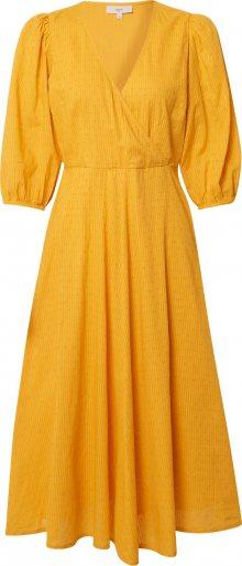 minimum Letní šaty \'Elmina 6626\' žlutá