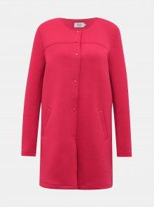 Růžový lehký kabát ONLY Donna