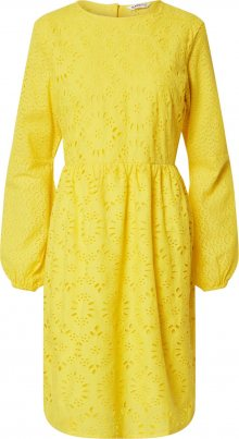 GLAMOROUS Šaty žlutá