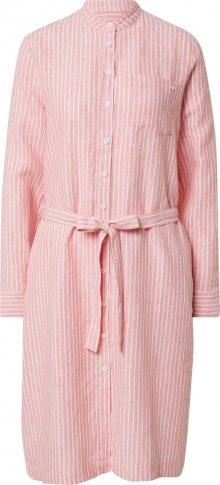 BRAX Šaty \'GWENETH\' růžová / bílá