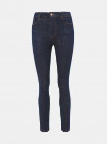 Tmavě modré skinny fit džíny AWARE by VERO MODA Sophia