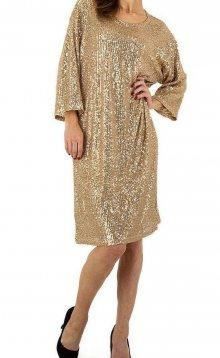 Dámské třpytivé šaty