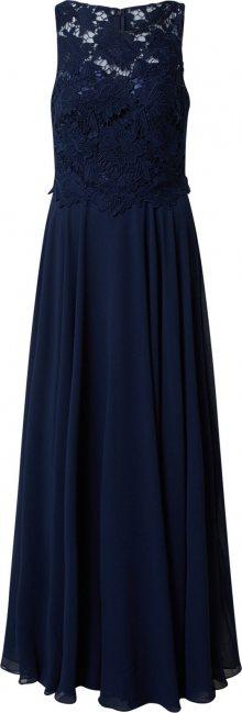 mascara Společenské šaty tmavě modrá / námořnická modř