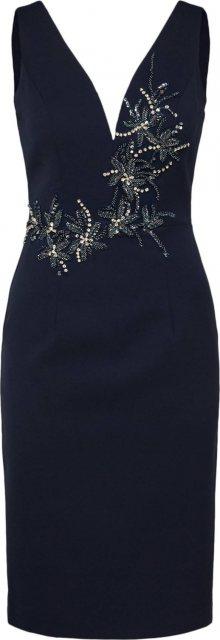 mascara Koktejlové šaty \'MC165067C\' námořnická modř / tmavě modrá