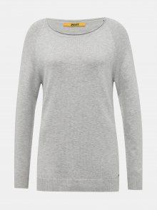 Šedý dámský basic svetr ZOOT Baseline Ema