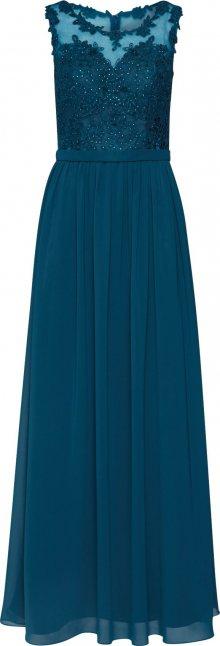 mascara Společenské šaty modrá