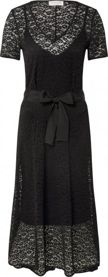 rosemunde Koktejlové šaty černá