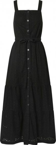 GAP Letní šaty černá