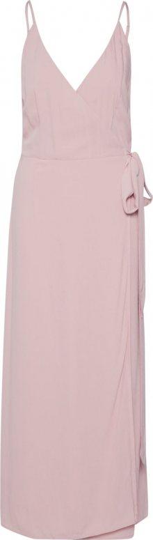 EDITED Letní šaty \'Roslyn\' růže / růžová