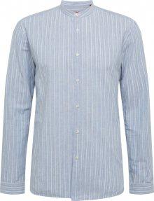 HUGO Košile \'Edison-W\' modrá / bílá