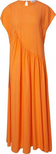 EDITED Letní šaty \'Uta\' oranžová