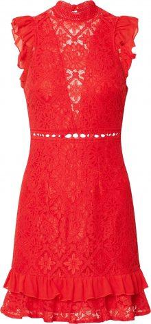 Love Triangle Společenské šaty \'Royal Gala Dress\' červená