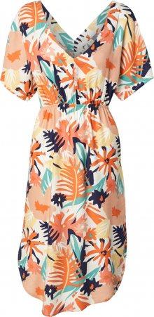 ROXY Letní šaty \'FLAMINGO SHADES\' mix barev