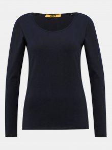Tmavě modré dámské basic tričko ZOOT Baseline Molly