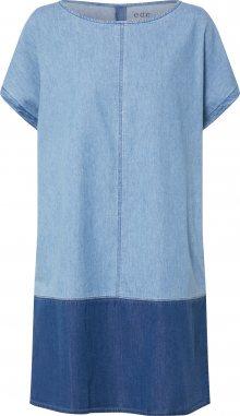 EDC BY ESPRIT Šaty modrá džínovina / světlemodrá