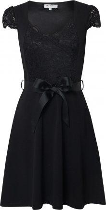 Morgan Šaty černá