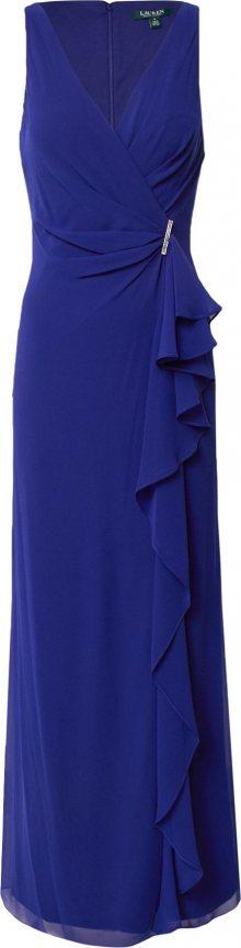 Lauren Ralph Lauren Společenské šaty \'HERMINA\' námořnická modř