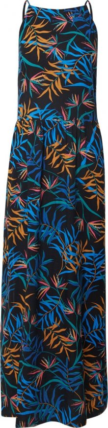 ROXY Šaty \'CAPRI SUNSET\' mix barev / černá