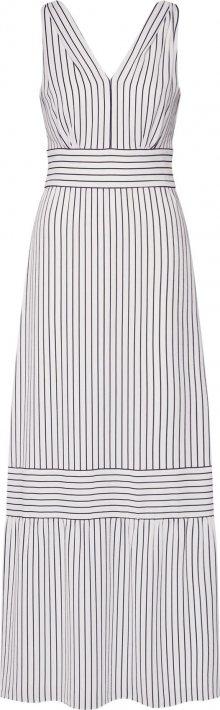 Lauren Ralph Lauren Šaty \'DANIKA-SLEEVELESSDAY DRESS\' krémová / námořnická modř