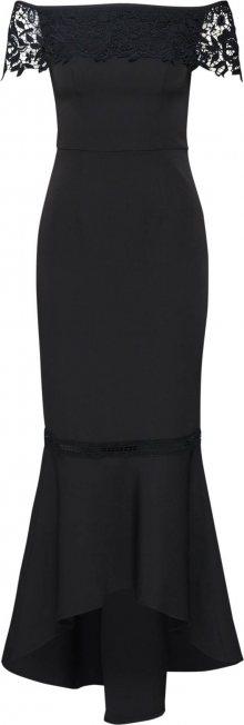 Chi Chi London Společenské šaty \'CHI CHI ALBA DRESS\' černá