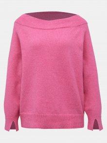 Růžový svetr Noisy May Bert