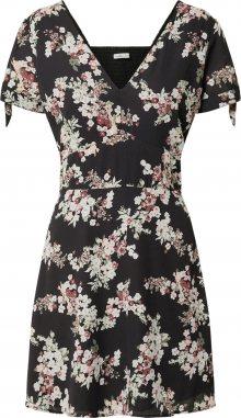 Abercrombie & Fitch Šaty mix barev / černá