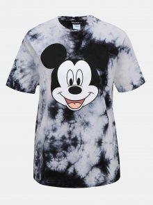 Šedé tričko s potiskem TALLY WEiJL Disney Mickey Mouse