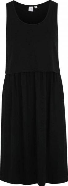GAP Společenské šaty černá
