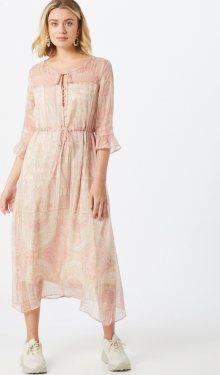 Cream Šaty \'JohannaCR\' růže