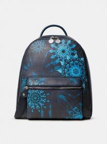 Modro-černý batoh Desigual