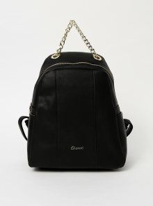 Černý batoh Gionni Bariba