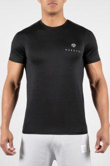 MOROTAI Funkční tričko černá / bílá
