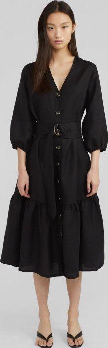 EDITED Šaty \'Kimia\' černá