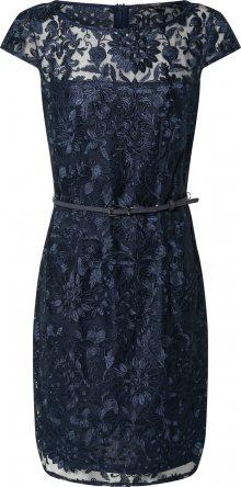 Esprit Collection Šaty námořnická modř