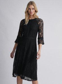 Černé krajkové šaty Dorothy Perkins Tall