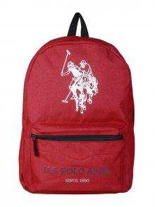 U.S. Polo ASSN. Unisex batoh BAG044-S705_RED