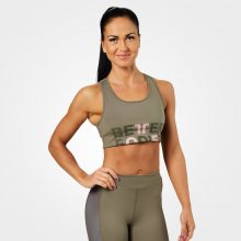 Better Bodies Podprsenka Bowery Sports Washed Green L