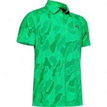 Pánské triko s límečkem Under Armour Vanish Jacquard Polo