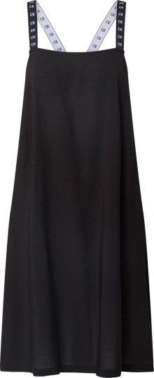 Calvin Klein Swimwear Noční košilka černá
