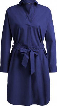 SET Šaty modrá