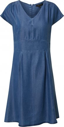 MORE & MORE Šaty modrá džínovina