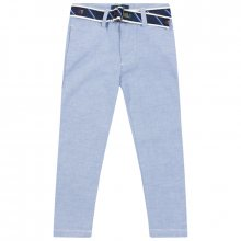 Kalhoty z materiálu Polo Ralph Lauren