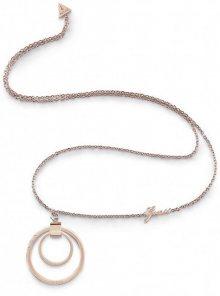 Guess Dlouhý náhrdelník UBN29032