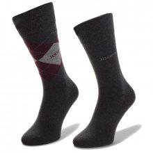Sada 2 párů pánských vysokých ponožek JOOP!