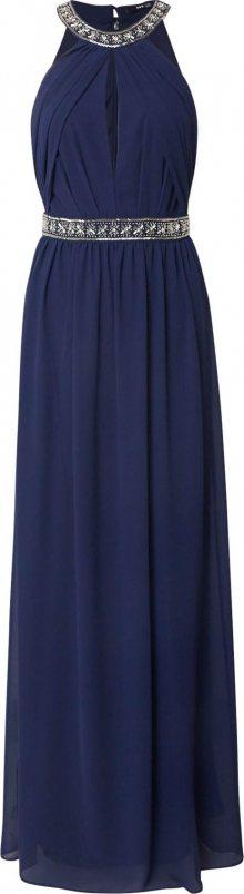 TFNC Společenské šaty \'JULIET MAXI\' námořnická modř