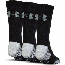 Pánské ponožky Under Armour HeatGear Tech Crew 3Pk