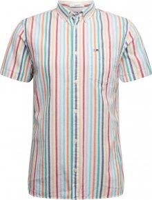 Tommy Jeans Košile bílá / mix barev