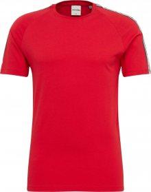JACK & JONES Tričko červená